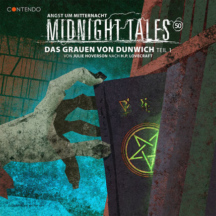 CD-Cover Midnight Tales - Folge 50