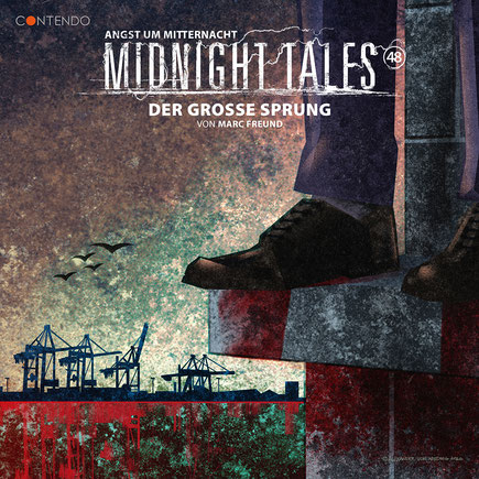 CD-Cover Midnight Tales - Folge 48
