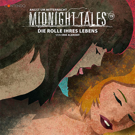 CD-Cover Midnight Tales - Folge 19 - Die Rolle ihres Lebens