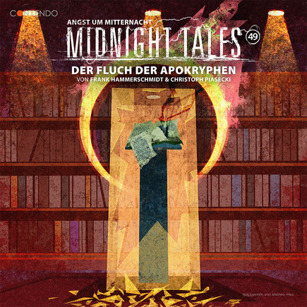 CD-Cover Midnight Tales - Folge 49