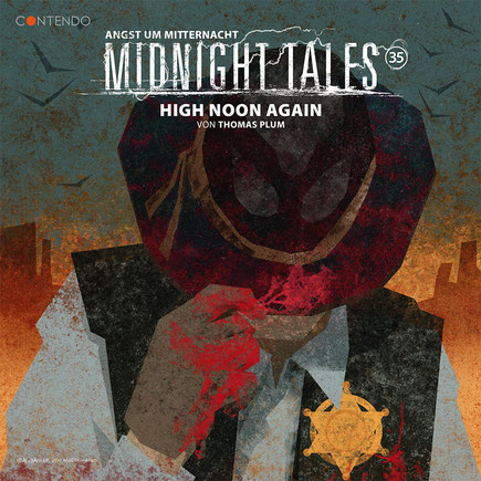 CD-Cover Midnight Tales - Folge 35