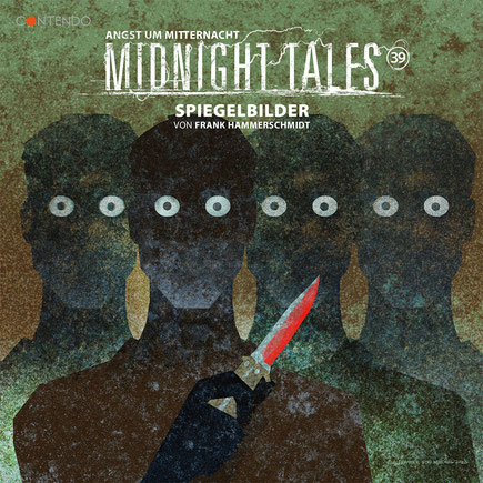 CD-Cover Midnight Tales - Folge 39