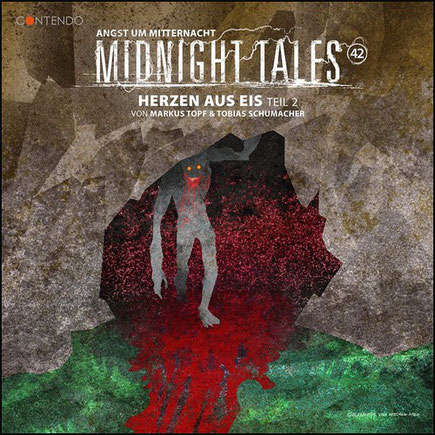 CD-Cover Midnight Tales - Folge 42
