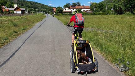 Auf geht´s nach Kulmbach - Jaron freut sich schon auf´s Eis