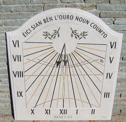cadran-solaire-chateaurenard-13-pierre-vertical-cadrans-solaires-vente-achat