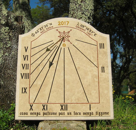 sundial-dial-sundials-corsica-valle-rostino-facade-vertical-stone-engraved-sale-purchase