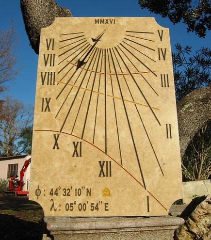 cadran-solaire-pierre-poet-laval-drome-cadrans-solaires-vente-achat