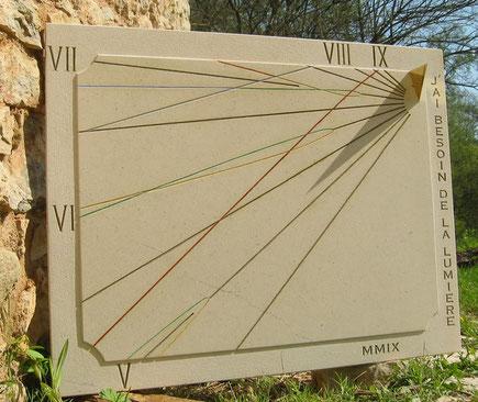 cadran-solaire-tourtour-var-83-pierre-cadrans-solaires-vente-achat