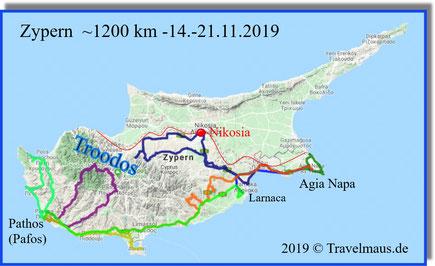 Zypern 2019 Reisetagebuch Der Travelmause