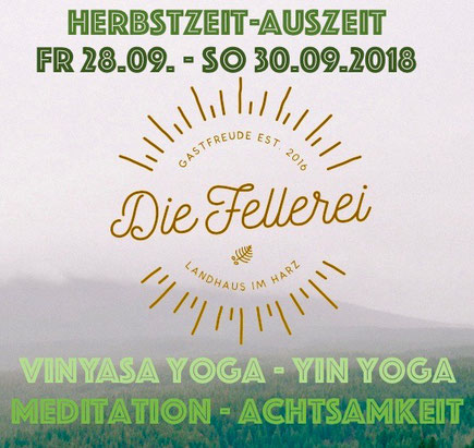 Yoga Retreat Yogawochenende Harz