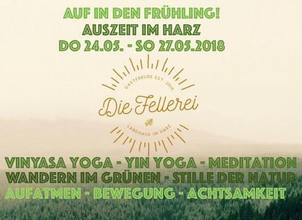 Yoga Retreat Yogawochenende Harz