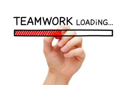 Teamarbeit fördern - Team-Coaching & Teamentwicklung - Yvonne Devant - COACHING & CONSULTING