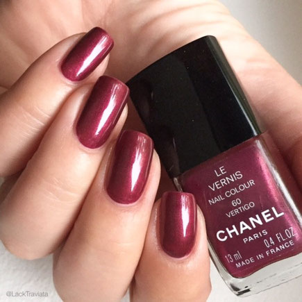 Swatch CHANEL VERTIGO 60 by LackTraviata
