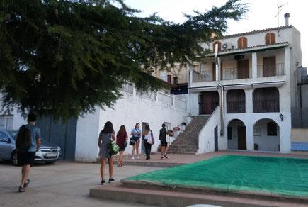 Casa rural Cal Llorencet a El Lloar
