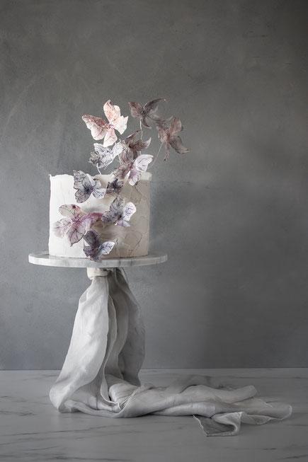 Moderne Torten Hochzeitstorte Firmentorte Luxemburg Saarland elegant