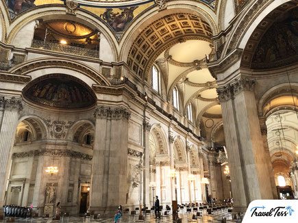 Interieur St. Pauls Cathedral
