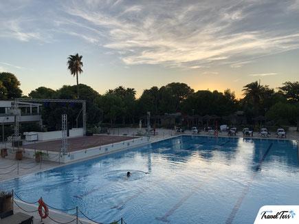 Zwembad Robinson Club Apulia