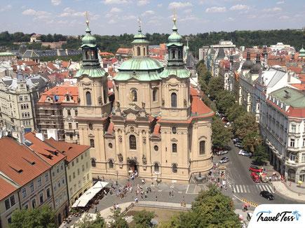 Sint-Nicolaaskerk Praag