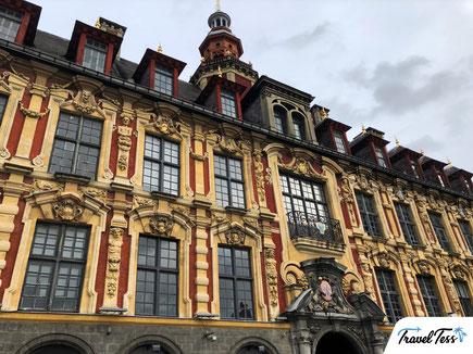 Beursgebouw van Lille
