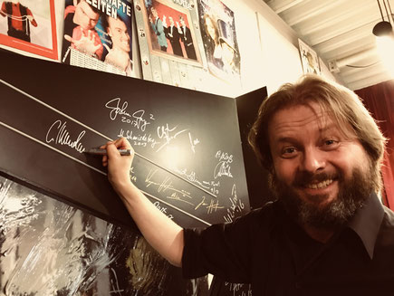 Jubiläums-Seminartour 2017 - Christian Knudsen, Zauberer in Hamburg