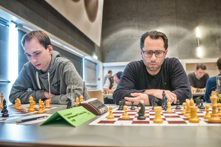 Andreas Eder und Gerhard Tober