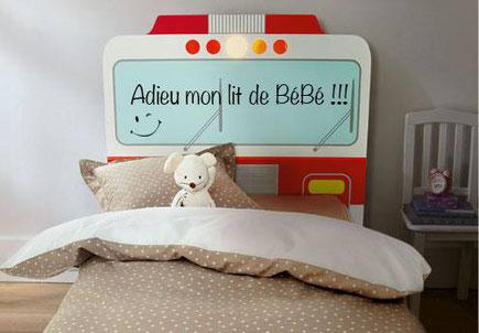©Oh My Bed, tête de lit personnalisable