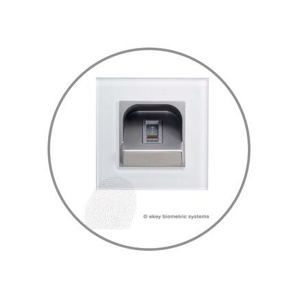ekey fingerprint, Fingerabdruck