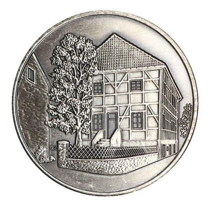 Silbermedaille Zisterzienserinnen Gevelsberg