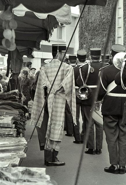 A Dreux, un jour de Saint-Denis de 1974...