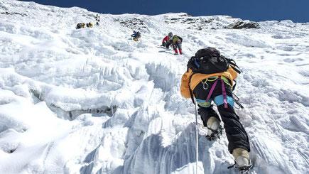 arrampicate fdkm sul ghiaccio