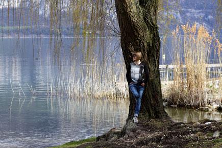 Portraitfotografie Aix-Les-Bains Le Revard Virginie Varon