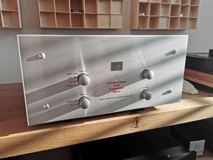 Audionote Meishu Silver Tonmeister Phono Signature 300B