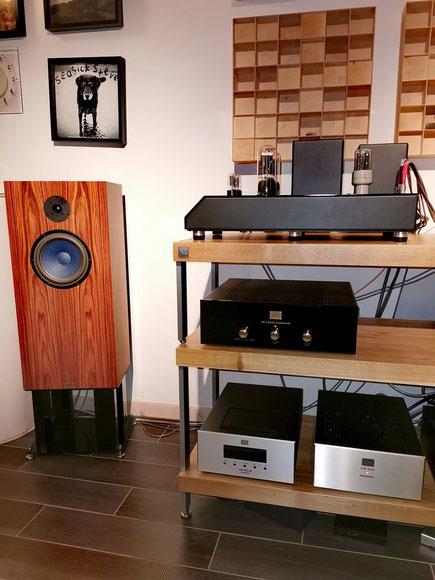 audionote Röhrenvorverstärker M6 Signature RIAA
