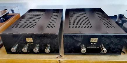 audionote M 2 Vorverstärker, Vorstufe, Pre