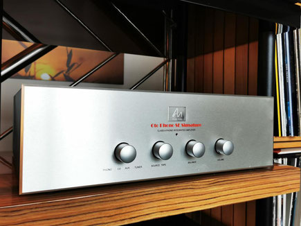 Audionote OTO  Line Phono SE PP Silver Signature