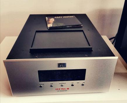 audionote cd Laufwerk