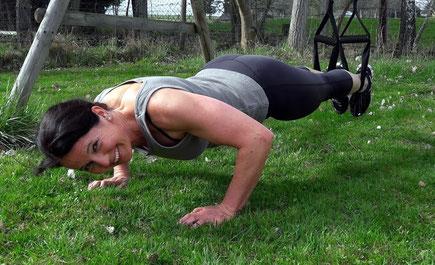 Patricia Vajk, Fitnesstrainerin und Personaltrainerin in den Bezirken Gmünd und Waidhofen, Waldviertel, Niederösterreich