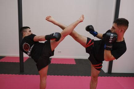 Kampfsport bei KKS-Dragon
