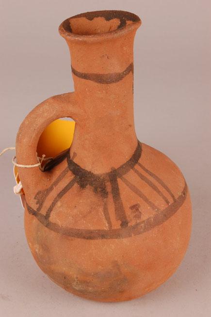 Tönerne Kaffeekanne aus Jemen