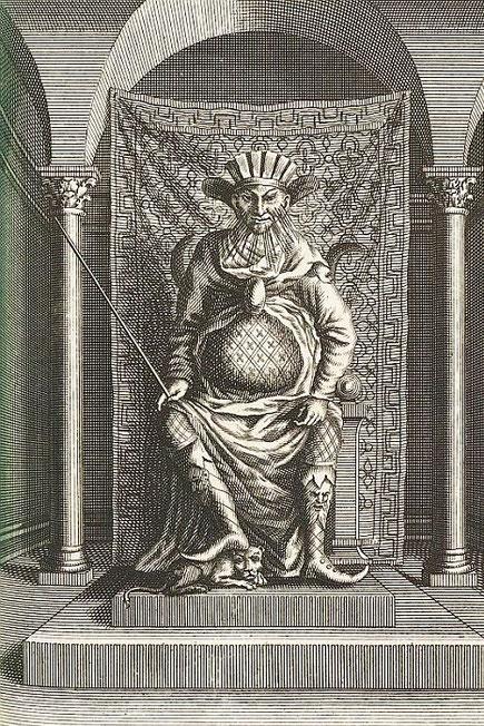 Chin-hoan. 2. Cérémonies et coutumes religieuses de tous les peuples du monde. — Les peuples idolâtres  : la Chine. Bernard Picart (1673-1733),gravures, Jean-Frédéric Bernard (1683-1744), texte. Bernard, Amsterdam, 1728, vol. IV, IIe pp. 189-276 .