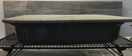 Pampered Chef Backformen auf einem Kuchengitter