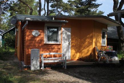 Lütt Strandhus - Ferienwohnung Ferienhaus Ostsee Rügen Baabe Sellin