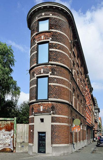 Altes Stadthaus, Antwerpen. AF-S Nikkor 28-70 mm, 1: 2,8 D ED 32 mm, NIKON D4, ISO 200, 1/400 Sek., Blende 11. Foto: Dr. Klaus Schoerner