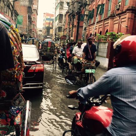 Dhaka lieu de rencontre sécuritaire
