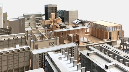 Ausstellung Forum Architektur Winterthur, Arbeiten an der Stadt, ZHAW, Andreas Kohne