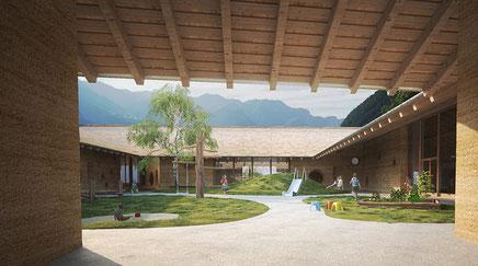 Universität Zürich, Campus Irchel, Andreas Kohne Architekt