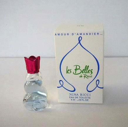 AMOUR D'AMANDIER - MINIATURE TRANSPARENTE EAU DE TOILETTE 4 ML