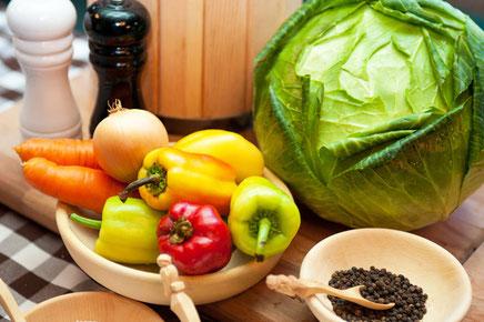 Kochkurs und Catering