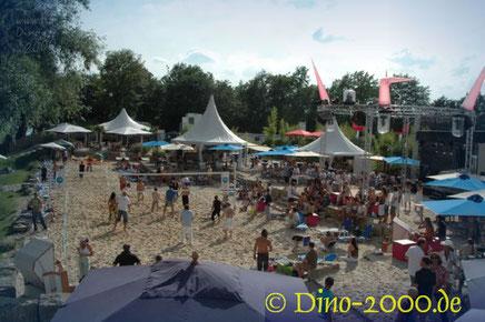 Galerie Beach Club Frankfurt