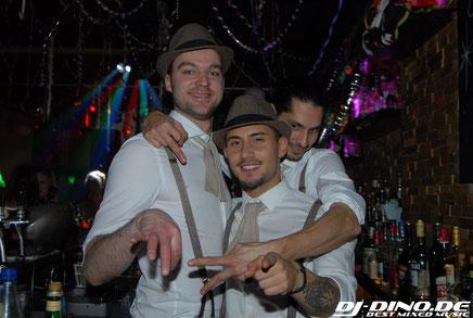 Silvesterparty 2017  in der barhundert mit DJ Dino